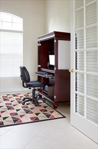 small home office idea