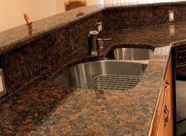 shiney granit counter-top
