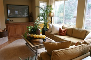 your family room