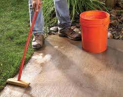 cleaning your patio